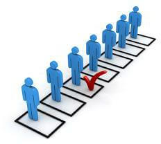choose the right candidates effectively